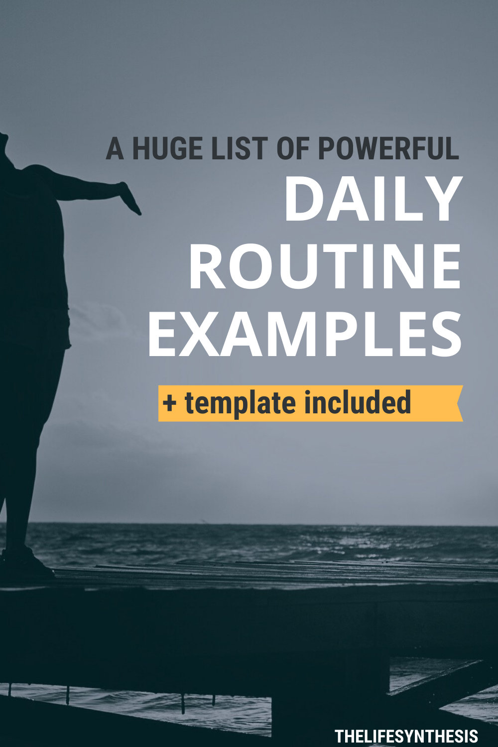 21 Daily Routine Examples You Need to Have